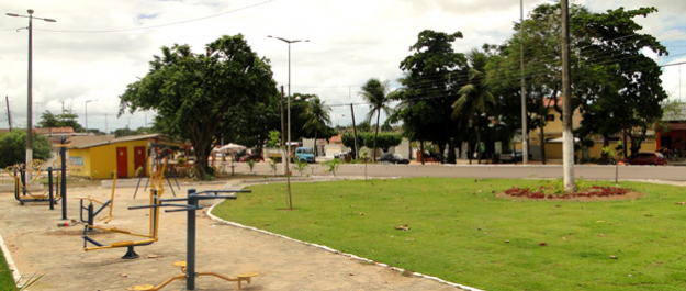 Praça Anayde Beiriz