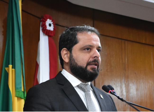 Em João Pessoa, Marmuthe é autor da Lei do Cadastro Positivo (Lei 12.737/2013)