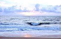 Amanhecer - Praia do Sol (Fotos: Vicente Moura)