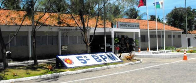 5º Batalhão de Polícia Militar