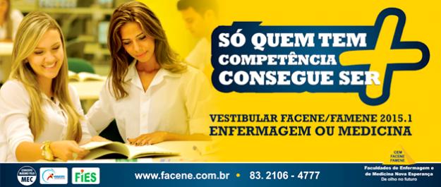 Publicidade: FACENE/FAMENE 2