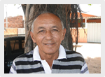 Taxista: Aluízio José Plácido (Pai)