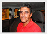 Taxista: Marcone Rocha
