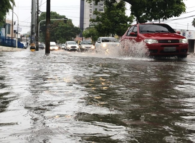 No total, são 80 cidades em alerta de acumulado e 63 de perigo potencial. Foto: Walter Paparazzo / G1 Paraíba