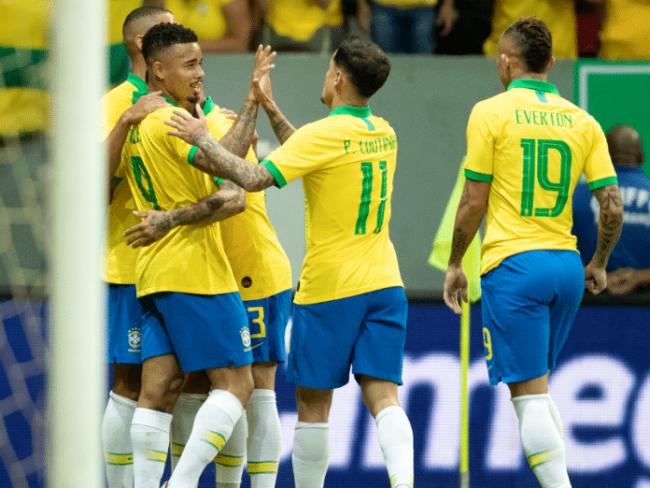 Time comandado por Tite contou com gol de Firmino para vencer a frágil Venezuela por 1 a 0. Foto: Reprodução