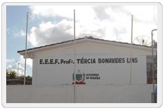 Instituição: Escola Estadual Tércia Bonavides