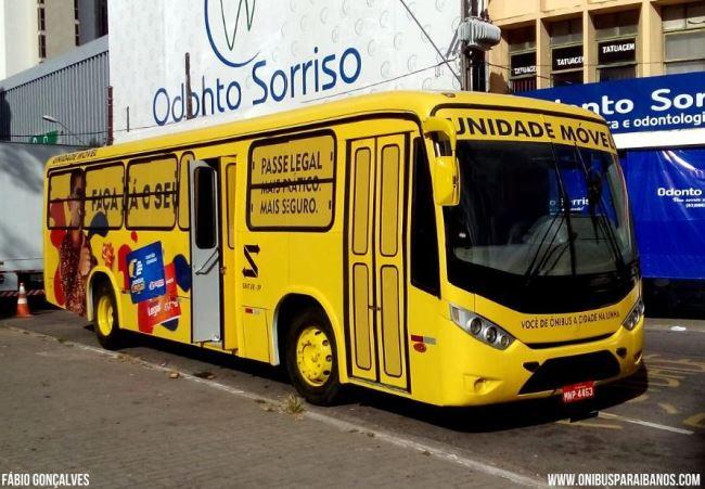 Empresas que operam o transporte coletivo em João Pessoa encontram-se em grave crise financeira. Foto: Fábio Gonçalves