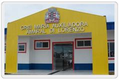 Instituição: CREI Maria Auxiliadora Amaral Di Lorenzo