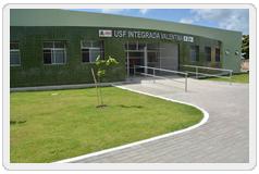Instituição: Unidade de Saúde da Família Integrada Valentina